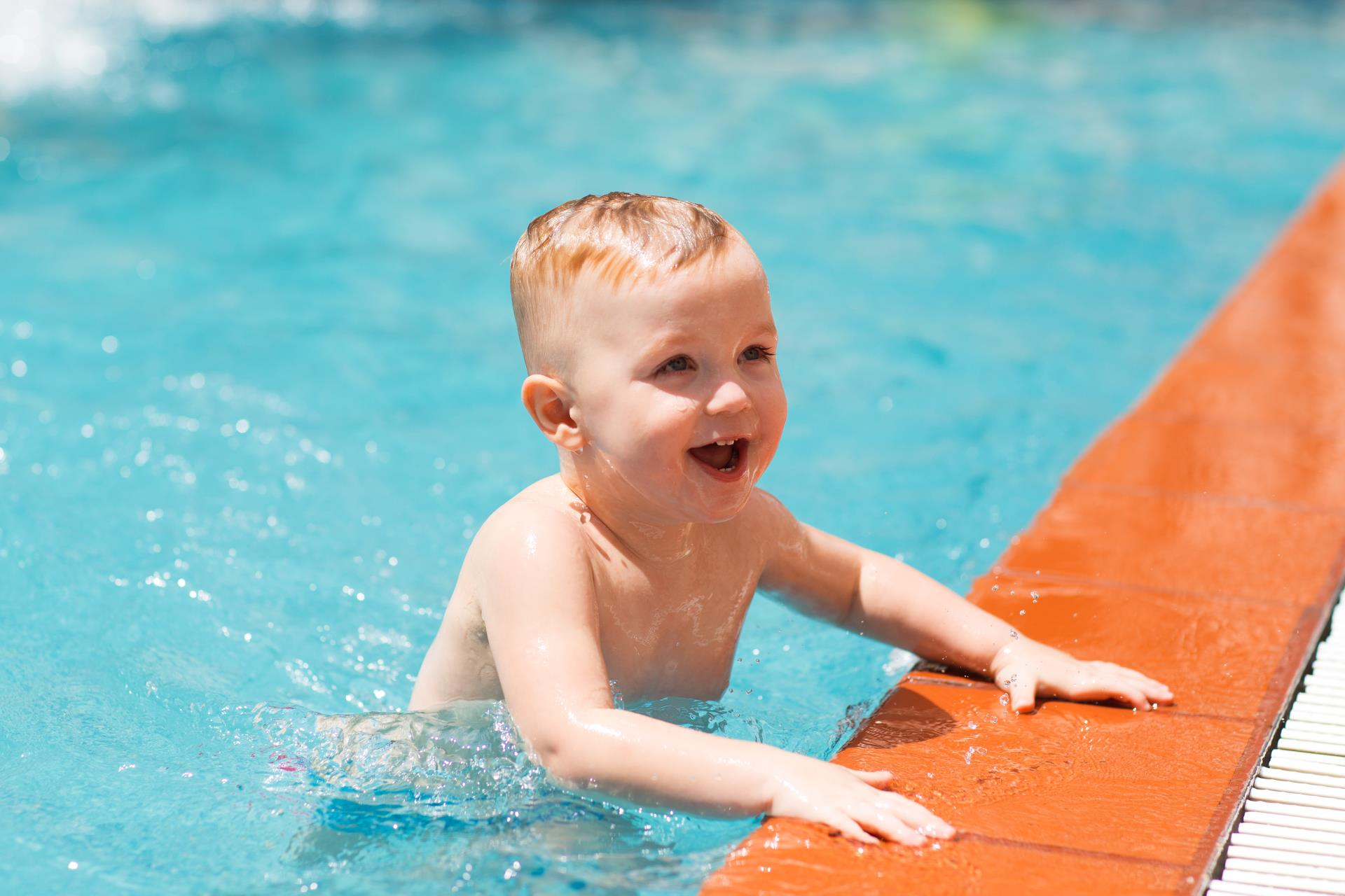 Toddler Happy Hour Swim (Lackey Pool)