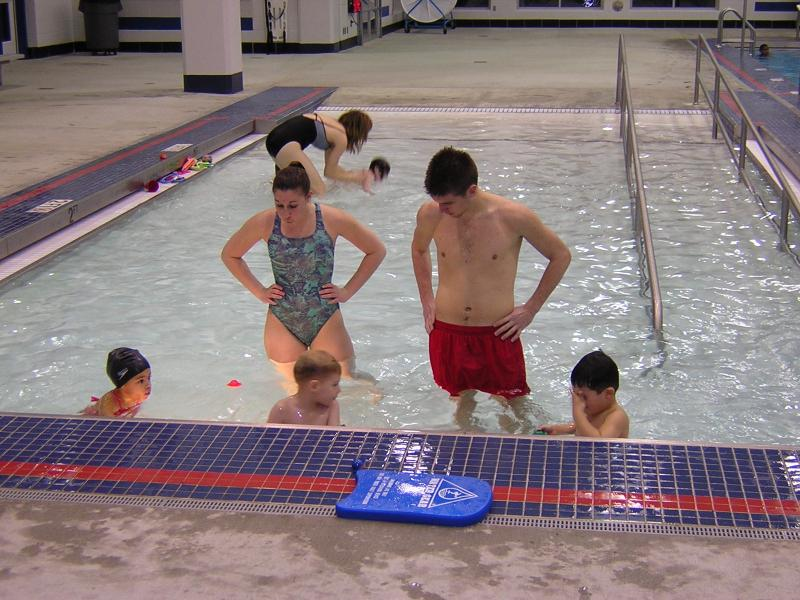 Learn to Swim Programs Banner - 1